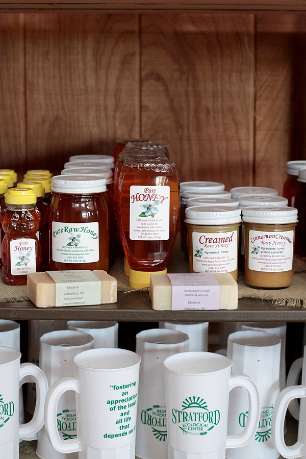 Picture of farm product display