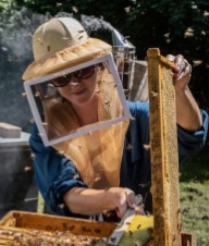 Picture of Honey and Bee Keeper